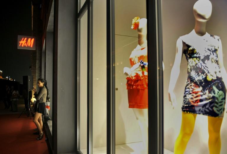 H&M sales grow 7 percent but profits down