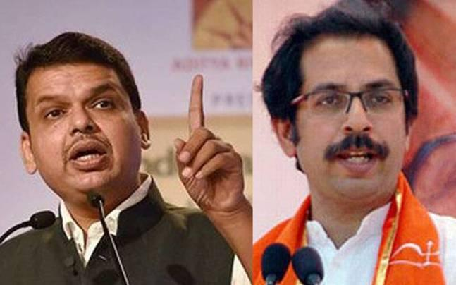Shiv Sena raises transperency issue in Cabinet meet, BJP downplays