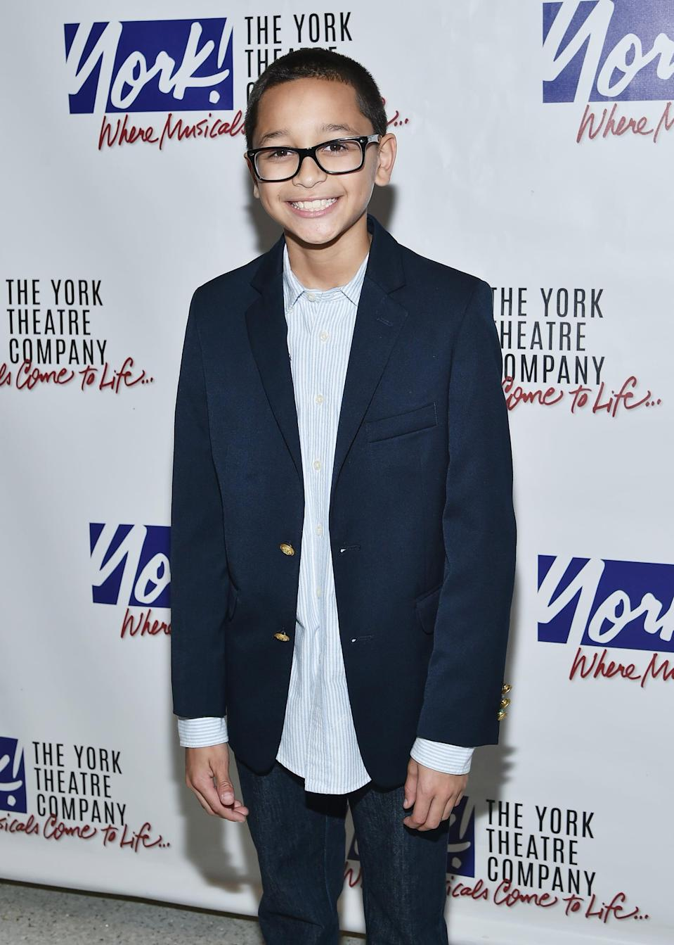 <p>Diaz portrays Sonny, Usnavi's younger, smart-mouthed cousin who works with him in the bodega. In the play, he's known as the comedian of the community, but he's also passionate about social justice.</p>