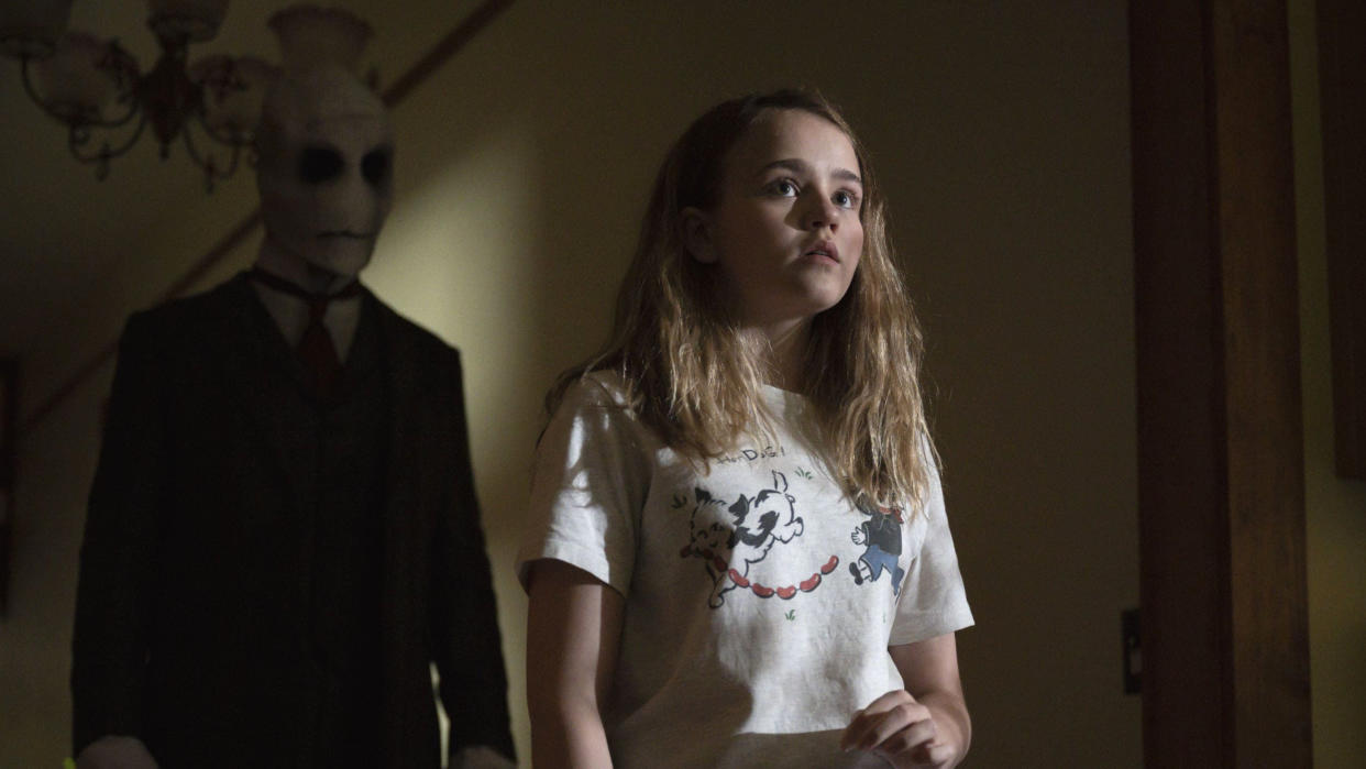 RL Stine provides the inspiration for the eight-part horror anthology series 'Just Beyond'. (Disney/Tom Griscom)