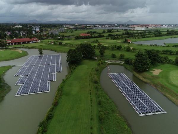 Cochin International Airport commissions one of the biggest floating solar power plants in State