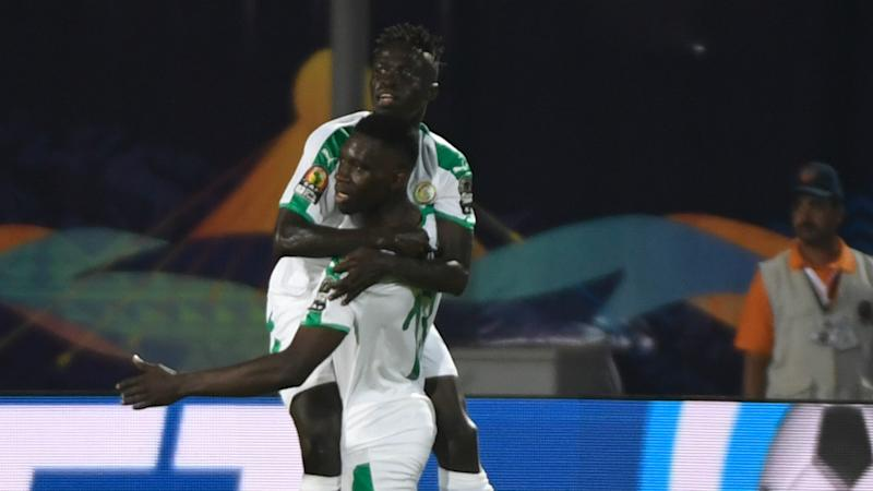 Afcon 2019: Diatta doesn't want Senegal to get carried away