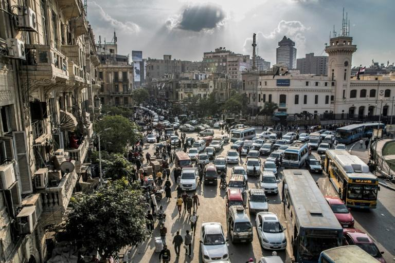 TomTom calculates that a Cairo driver wastes over five days a year sitting still in traffic