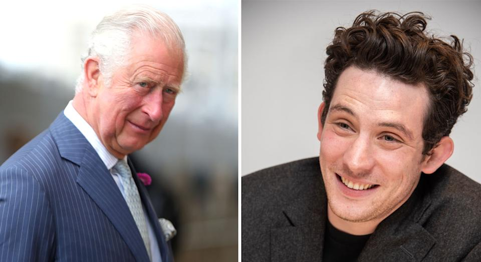 Josh O'Connor plays Charles in seasons three and four of The Crown. (Getty Images)
