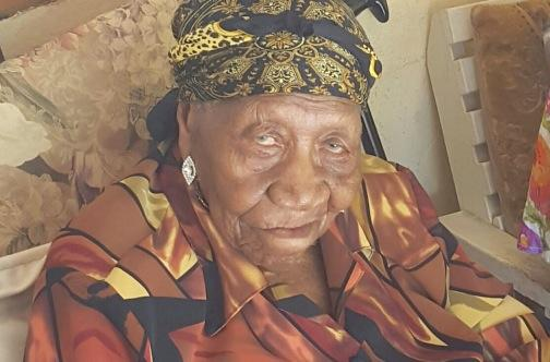 117-year-old Jamaican Violet Brown becomes the world's oldest person