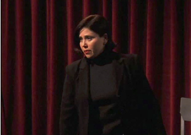 <p>Pre-<em>The </em><em>Marvelous Mrs. Maisel</em>, you might remember Alex Borstein from <em>Gilmore Girls</em>, but before that, she made an appearance on <em>Friends</em>. She appeared in one episode, where she plays a one-woman show for Joey's soap opera party. </p>