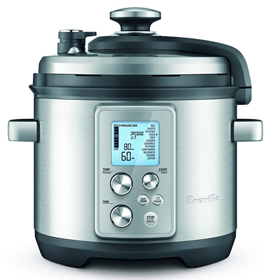 The Breville Fast Slow Pro Multi Cooker