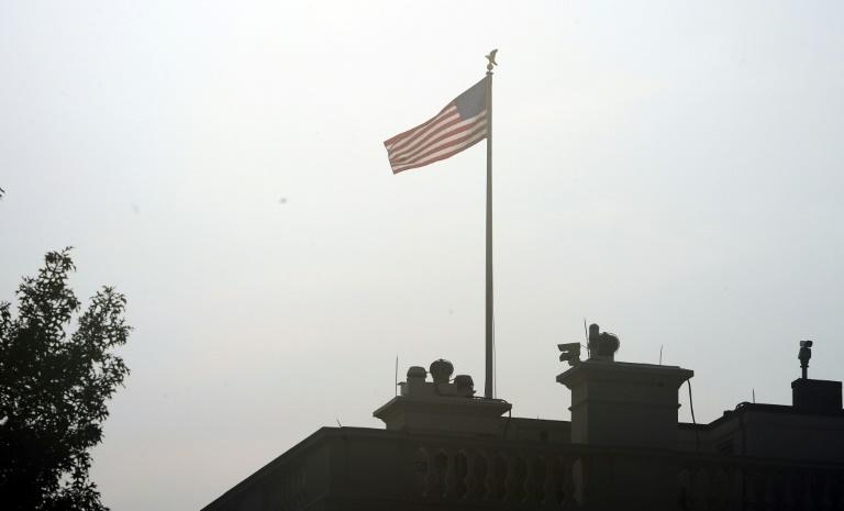 The US flag above the White House returned to full staff two days after the death US Senator John McCain