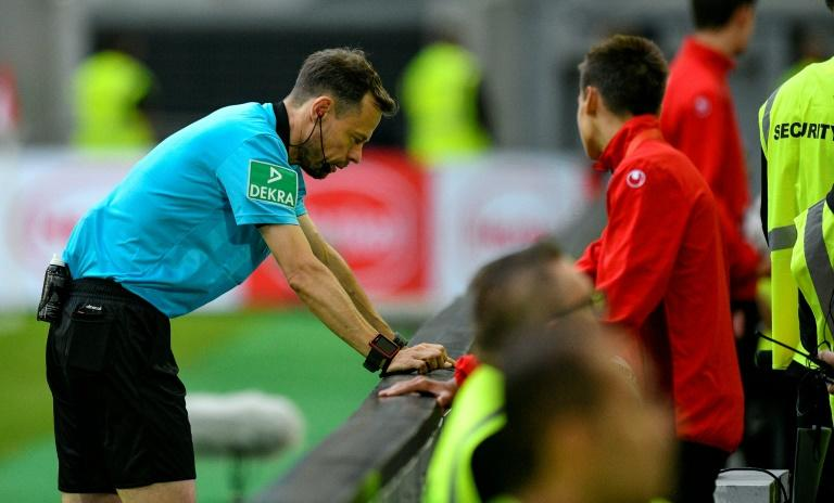 VAR is being used in the Bundesliga for the second consecutive season