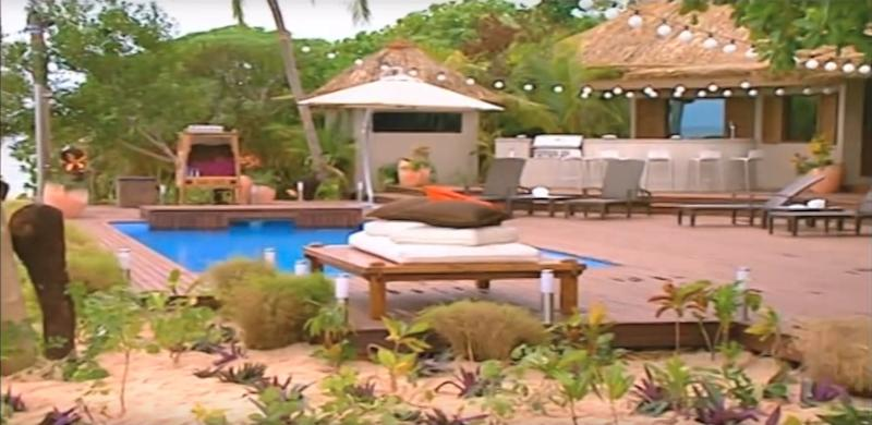 <strong>The original 'Love Island' villa</strong> (Photo: ITV)