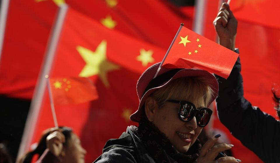 The NDRC painted a rosy outlook for China. Photo: AP