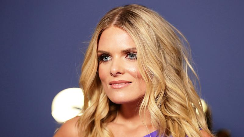 Pictured here, Erin Molan is seeking damages from the Daily Mail.