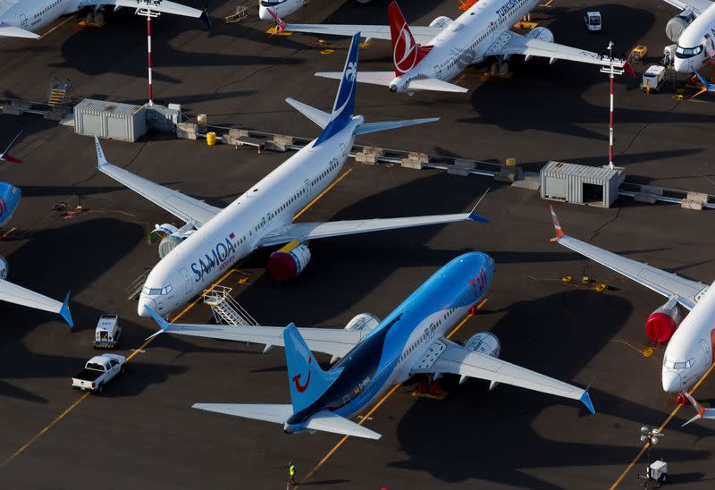 U.S. Senate bill aims to improve aircraft certification after 737 MAX crashes