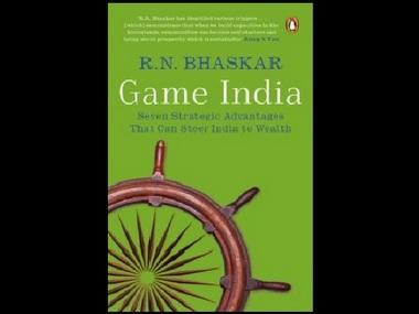 Book by first-time author spells out seven strategic advantages that can steer India to wealth