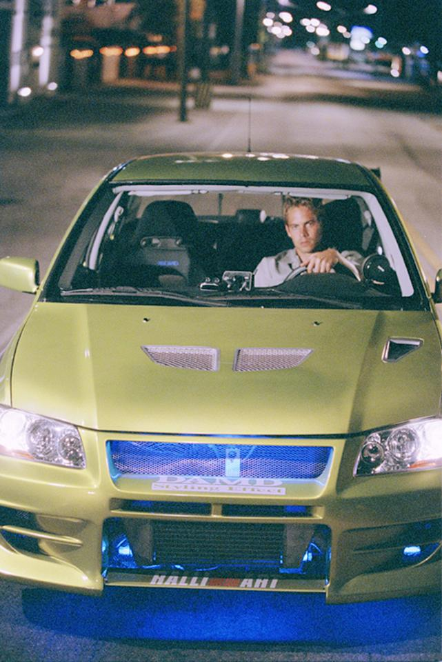 """<a href=""""http://movies.yahoo.com/movie/contributor/1800019262"""">Paul Walker</a> not only played Brian O'Conner, the main character in four of the five """"Fast and Furious"""" flicks, but he's actually an avid racer in real life. He reportedly owns an airplane hangar filled with <a href="""" http://www.parade.com/celebrity/celebrity-parade/archive/paul-walker-from-race-cars-to-barbies.html"""">17 cars</a> -- including the Nissan Skyline R34 he drove in """"2 Fast 2 Furious"""" -- and loves nothing more than to take them to the track. It runs in the family; his grandfather also used to race cars.   <a href=""""http://movies.yahoo.com/"""">See more on Yahoo! Movies >></a>  <a href=""""http://movies.yahoo.com/showtimes-tickets/"""">Find showtimes and tickets >></a>"""