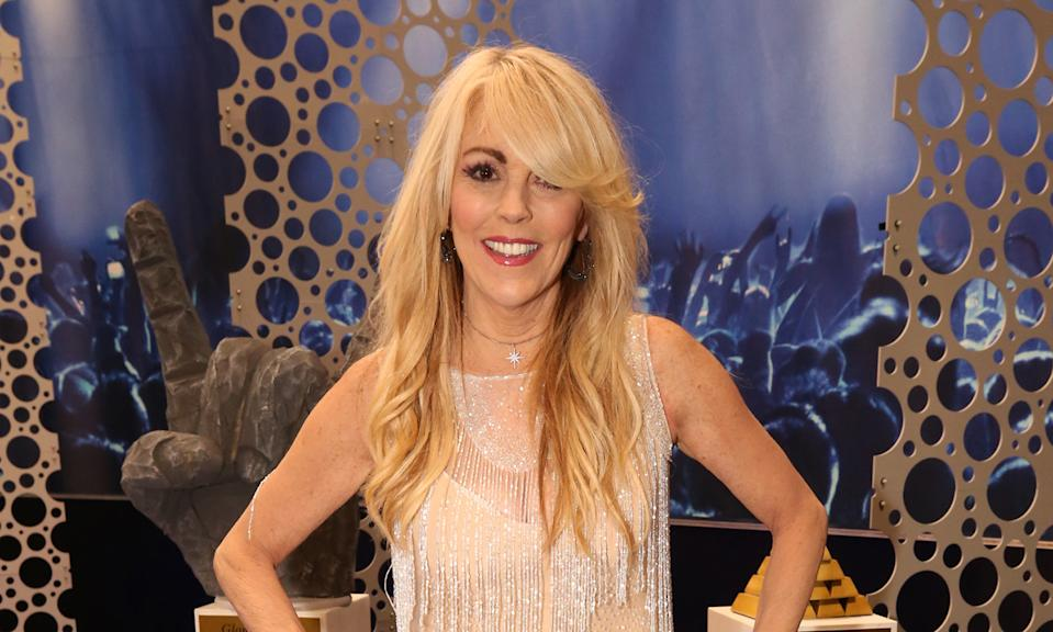 Dina Lohan was arrested for driving while intoxicated. (Photo by Monty Brinton/CBS via Getty Images)