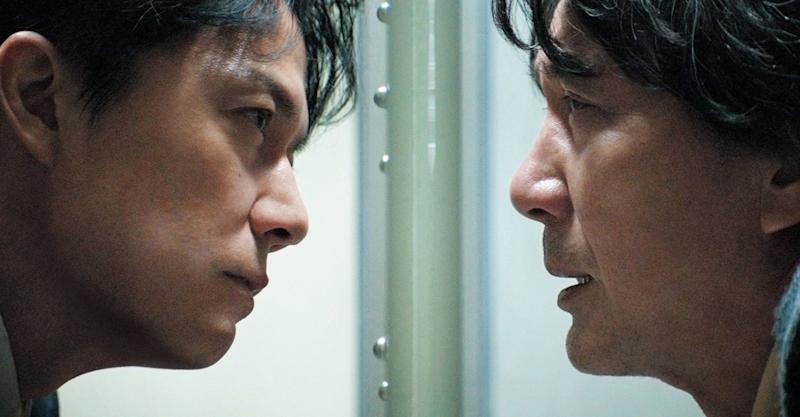 Masaharu Fukuyama and Kōji Yakusho in 'The Third Murder' (credit: Toho)