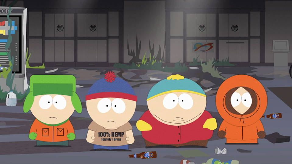 South Park on HBO Max