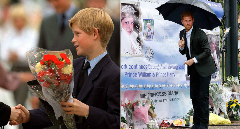 Touching photos show her real life as a mom — Princess Diana
