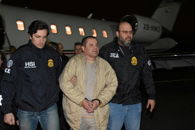el chapo extradition