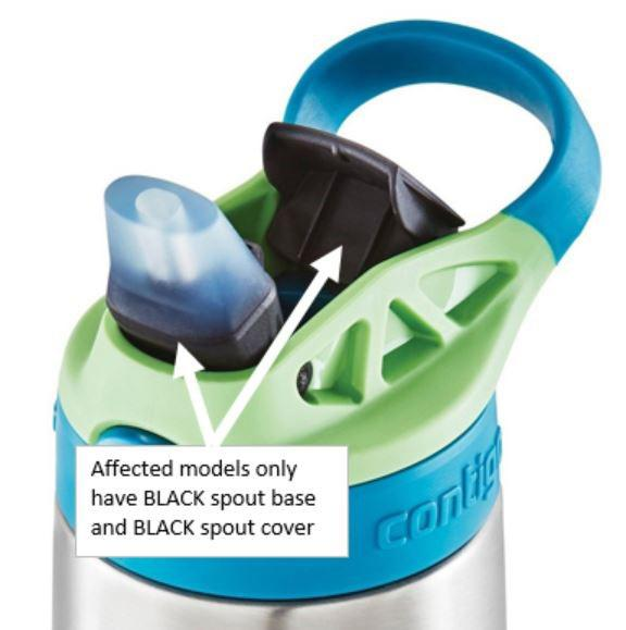 Recalled Contigo Kids Cleanable water bottle | U.S. Consumer Product Safety Commission
