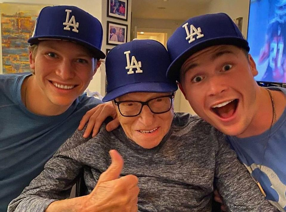 Larry King, Chance King, Cannon King