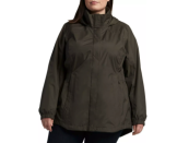 """<p><strong>The North Face</strong></p><p>dickssportinggoods.com</p><p><strong>$110.00</strong></p><p><a href=""""https://go.skimresources.com?id=74968X1525079&xs=1&url=https%3A%2F%2Fwww.dickssportinggoods.com%2Fp%2Fthe-north-face-womens-plus-size-resolve-ii-parka-19tnowwplsrslvprkrnw%2F19tnowwplsrslvprkrnw"""" rel=""""nofollow noopener"""" target=""""_blank"""" data-ylk=""""slk:Shop Now"""" class=""""link rapid-noclick-resp"""">Shop Now</a></p><p>Slightly fitted around the bust, this waterproof parka from The North Face fans into a wide body and hem to keep you covered in the rain. </p>"""