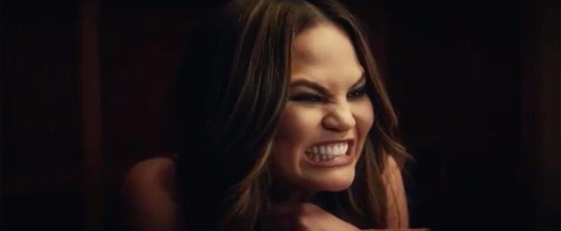 Chrissy Teigen's Vodka Commercial Bloopers Are Just as Hilarious as Her Tweets