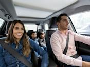 "<p>There have been seatbelts available since the 1950s, in some models, and the three-point harness (the one with the strap that goes across you) was <a href=""https://www.caranddriver.com/news/a28775593/three-point-seatbelt-history/"" rel=""nofollow noopener"" target=""_blank"" data-ylk=""slk:invented by a Volvo engineer in 1959"" class=""link rapid-noclick-resp"">invented by a Volvo engineer in 1959</a>. But regulations requiring cars to have seatbelts didn't go into effect until 1968, and even then, it was state-by-state on required usage. <a href=""https://saferide4kids.com/blog/history-of-seat-belts-effective"" rel=""nofollow noopener"" target=""_blank"" data-ylk=""slk:New York was the first state"" class=""link rapid-noclick-resp"">New York was the first state</a> to mandate drivers wear them while driving, and New Hampshire still doesn't have a seat belt law. But in many modern automobiles, they will make an annoying noise if they sense someone in the driver or passenger seat until the seatbelt is engaged, as a grating reminder. <br></p>"