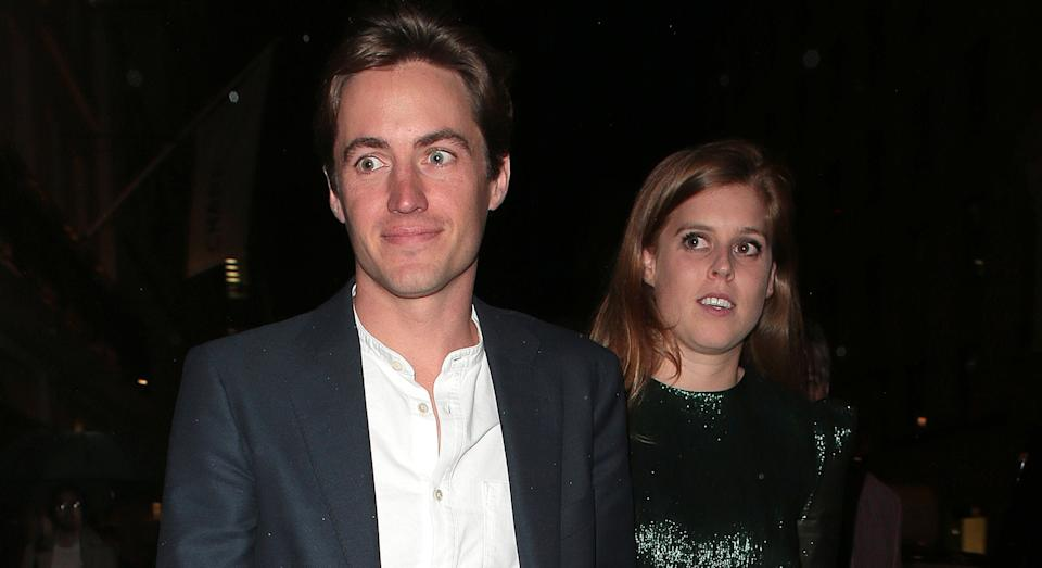 Princess Beatrice's wedding with Edoardo Mapelli Mozzi is thought to be taking place in July [Image: Getty]
