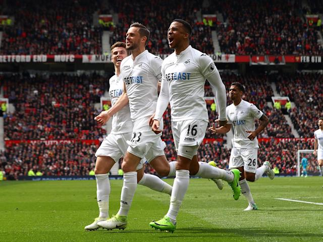 Manchester United vs Swansea: Five things we learned as Gylfi Sigurdsson dents Red Devils' top four hopes