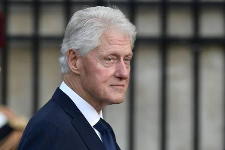 87376792_FILES In this file photo taken on September 30 2019 Former US President Bill Clinton ar.jpg