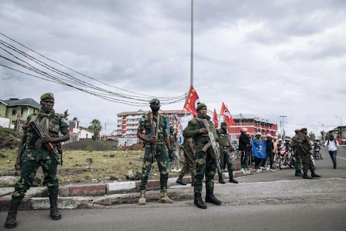 DR Congo's army has failed to bring the many armed groups in the country's east to heel