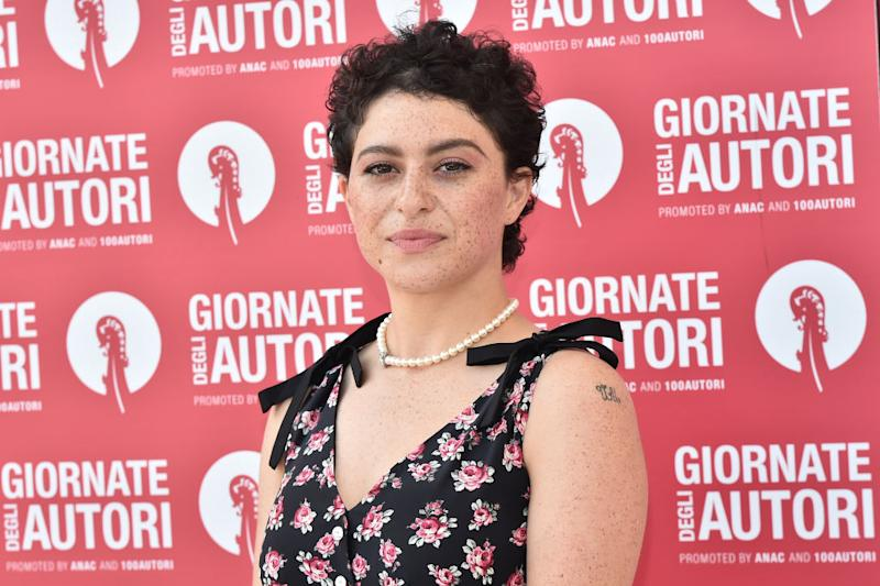 Alia Shawkat opens up about her apology for using a racial slur. (Photo: Theo Wargo/Getty Images)