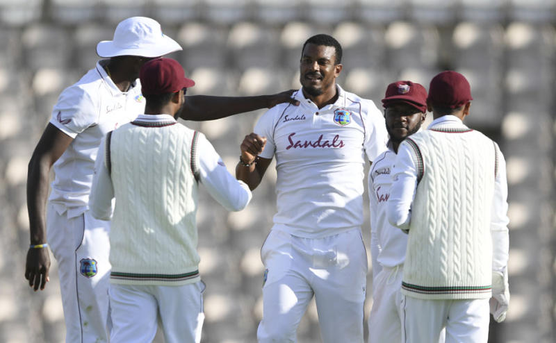 England managed a 200-run lead over Windies in second innings. However, it could have been more had Shannon Gabriel not decided to let the ball do the talk. He picked up a five-for on Day 5 to give Windies hope and time to win the first Test. AP