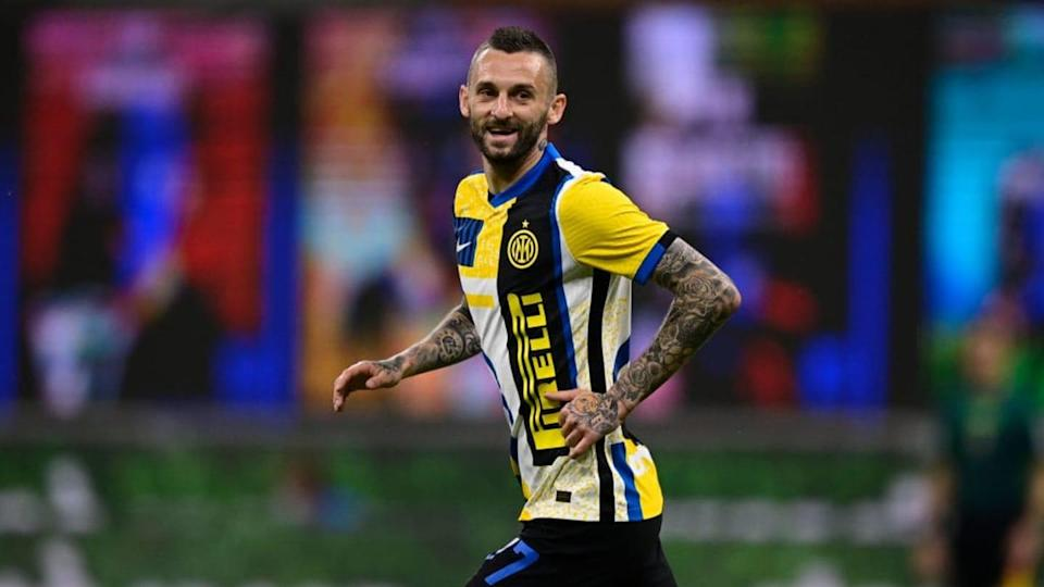 Marcelo Brozovic, centrocampista dell'Inter | Soccrates Images/Getty Images