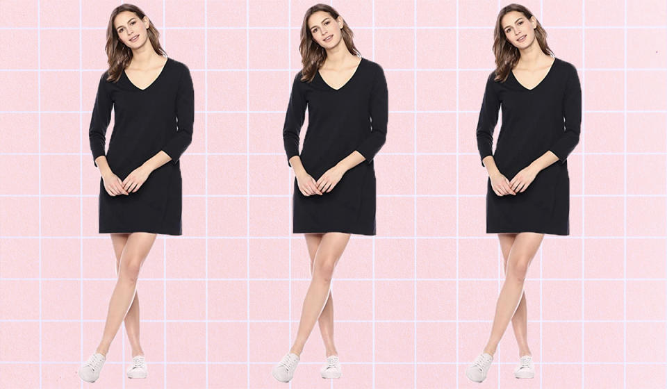The ultimate frock for transitioning from summer to fall. (Photo: Amazon)