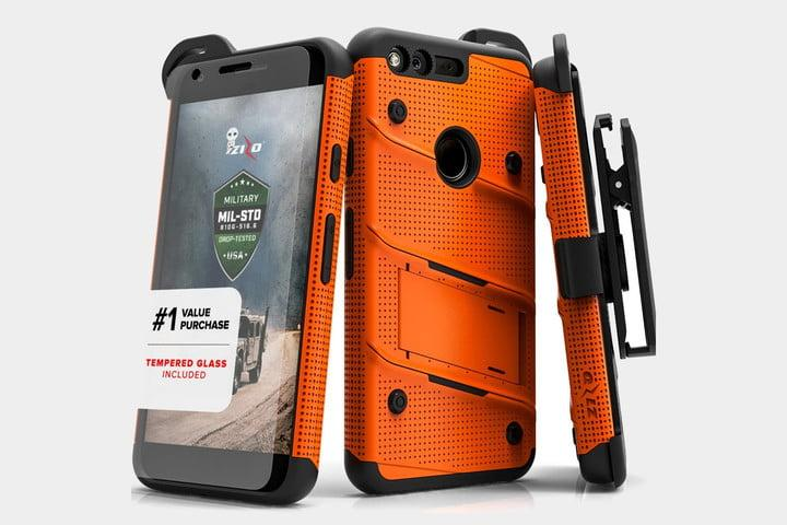 Best Google Pixel cases - Zizo Bolt Series Case