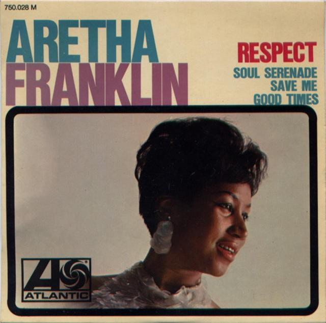 The legendary<strong> Aretha Franklin</strong> set the standard for what it means to be valued in a relationship with this 1967 hit. (R-E-S-P-E-C-T!)
