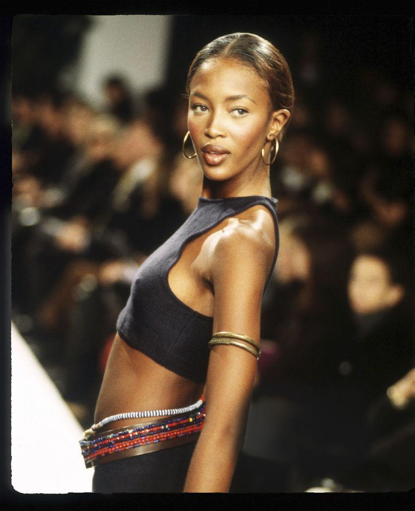 <p>The winter chill leaves lips parched.Naomi Campbell circa the Nineties perfectly sets the tone, showcasing a subtle and nourishing wash of lip colour.</p>