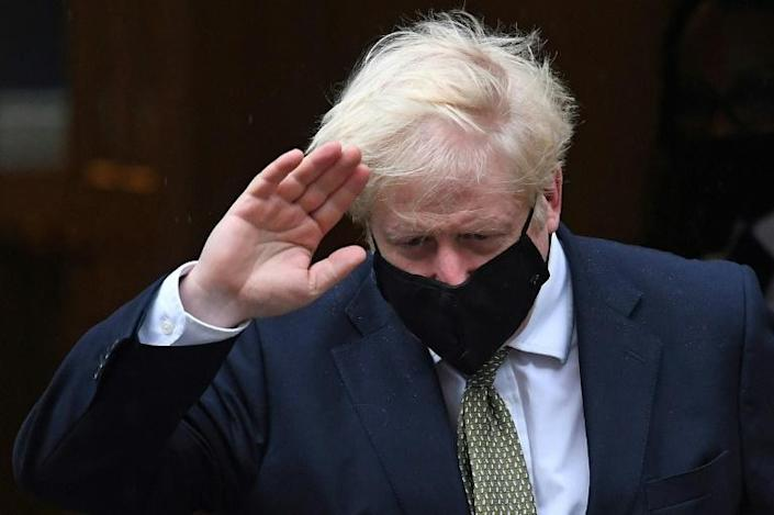 Prime Minister Boris Johnson has been heavily criticised for his government's response to the outbreak
