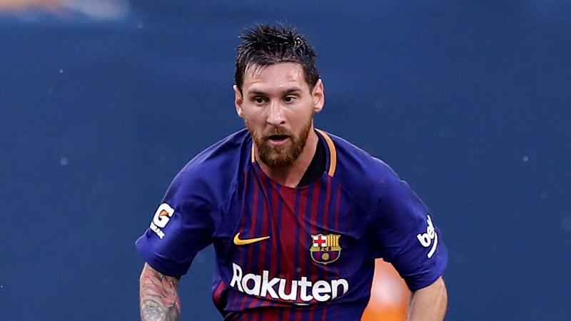 Barca boss Valverde 'I'm not discovering Messi&apos