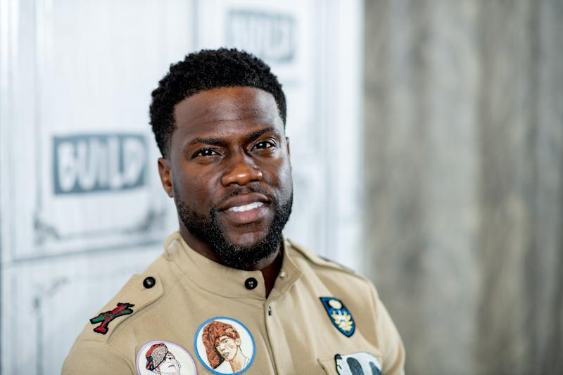 Kevin Hart has been released from hospital following his vehicle crash