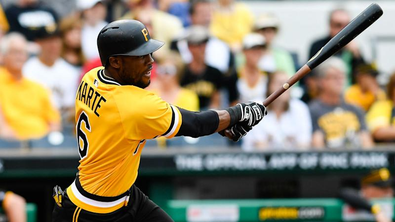 Pirates' Starling Marte jersey giveaway goes away after PED suspension