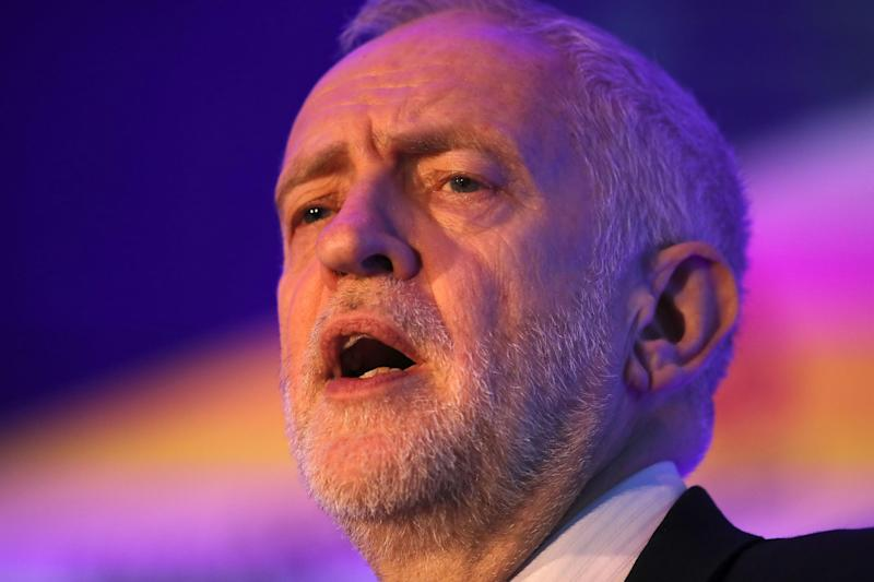Jeremy Corbyn says his records show he was not in London when the ex-spy claims to have met him: Getty