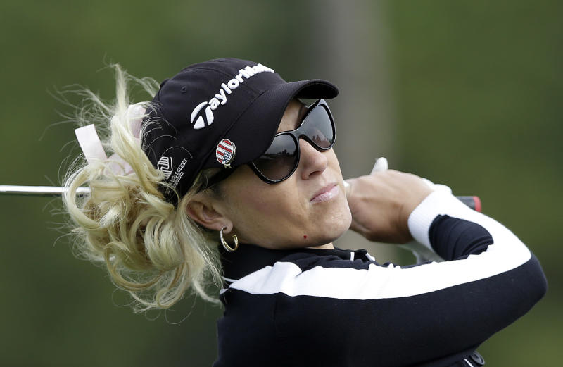 Gulbis in 3-way tie at LPGA season finale