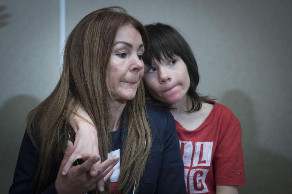 <em>Backlash – there have been calls for a change in UK law after the case of Billy Caldwell, whose cannabis oil supply was confiscated (Picture: PA/AP)</em>