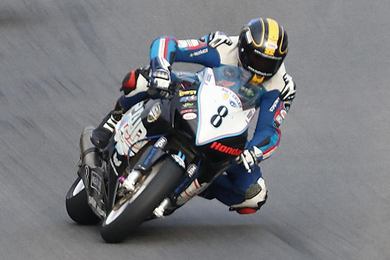 British rider Daniel Hegarty has died after an accident in the Macau Grand Prix (AFP/Getty Images)