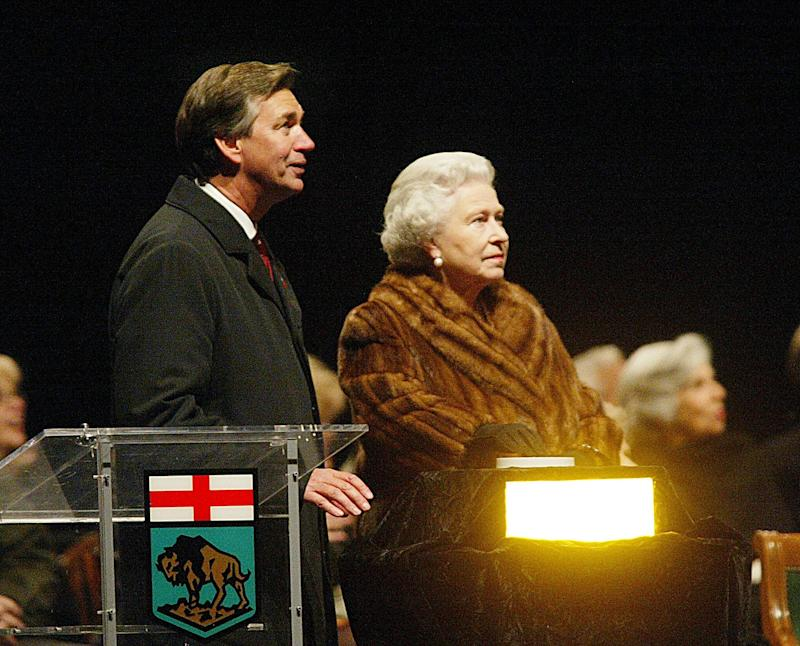 In 2002 the queen wore a fur coat in Canada during her Jubilee tour celebrating her 50-year reign.