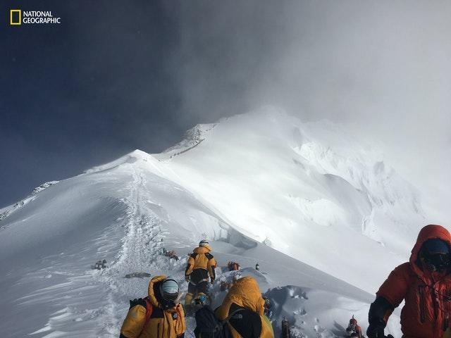 Microplastics at Mount Everest found